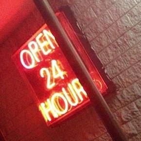 10 open-all-night restaurants for night owls