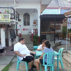 The best food place in QC that's not Maginhawa: The Zone at Malingap